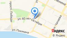 АВТОМОТОПРО, АНО на карте