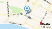 Simple на карте