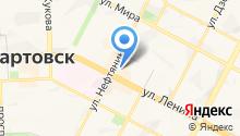 Адвокатский кабинет Кухтикова А.С. на карте