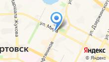UniinformS на карте