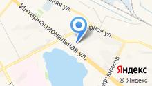NiceTour на карте