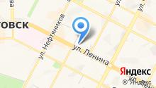 Аудит-Регул на карте