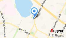 Автокарсервис на карте