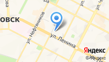 Сушикульт на карте