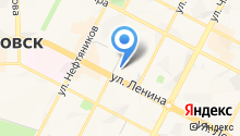 Чизкейкер на карте
