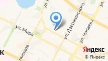 Аирмед+ на карте