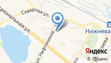 Hibay.ru на карте