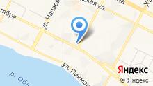 Адвокатский кабинет Камиловой З.А. на карте