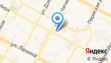 Агентство по поиску клиентов на карте