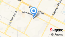 Агентство страховых услуг на карте