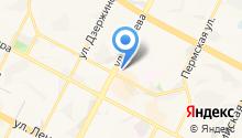 DамDеньги на карте