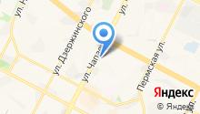 КолибриPRO на карте