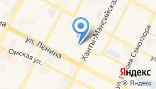 Авто-Транс Югра НВ на карте