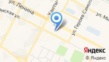 SAMURAY на карте