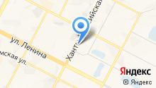 Lash & Look на карте