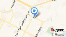 Адвокатский кабинет Кальчика А.В. на карте