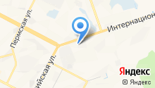 Emfa на карте