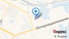 Вираж на карте