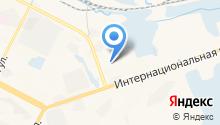 Автовартовск на карте