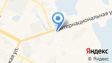 АКБ Урал на карте