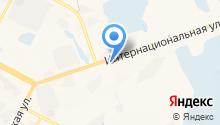 Магазин авточехлов и автоаксессуаров на карте