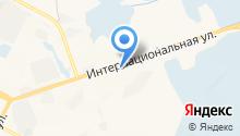 Автокнига на карте