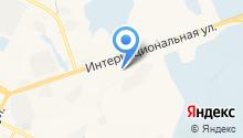 Сеть магазинов чехлов для автомобилей на карте