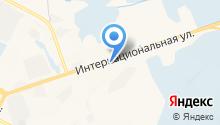 Автоагентство на карте