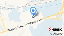 Янарис на карте