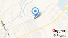 Пожарная часть №65 на карте