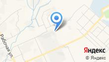 Пожарно-спасательная часть ФПС ГПС №65 на карте