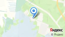 Югор на карте