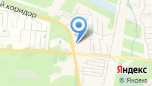 АГЗС Перекресток на карте