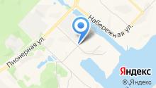 Отделение ГИБДД Отдела МВД России по Нижневартовскому району на карте