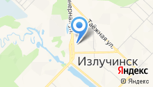 Нижневартовская районная больница на карте