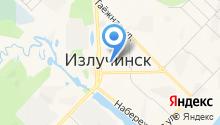 Бережная аптека на карте