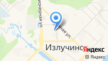 Администрация городского поселения Излучинск на карте