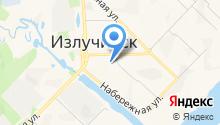 Регион86 на карте