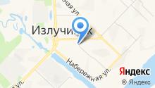 Сеть магазинов Горящих путевок на карте