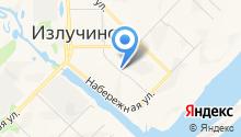 Евгений на карте