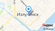 Эрлан на карте
