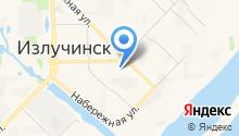 Динамо на карте