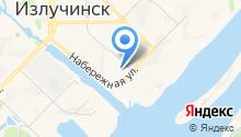 Межпоселенческая библиотека Нижневартовского района, МАУ на карте