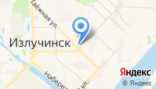 Газпромбанк на карте