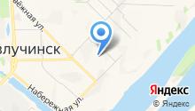 СДЮШОР на карте