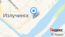 Храм в честь Николая Чудотворца на карте
