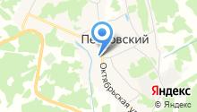 Администрация Петровского сельсовета на карте