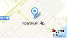 Красноярская средняя общеобразовательная школа на карте