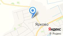 Продуктовый магазин на ул. Подгорбунского на карте