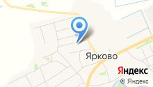 Магазин хозтоваров на ул. Подгорбунского на карте